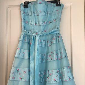 Betsey Johnson Evening Dress Size 8